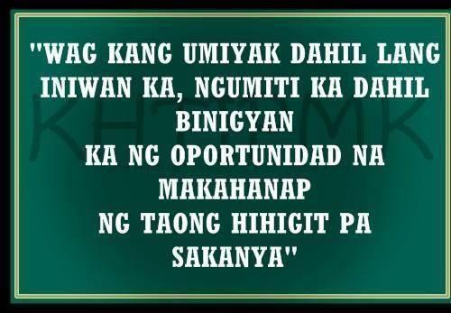 Umiyak Quotes