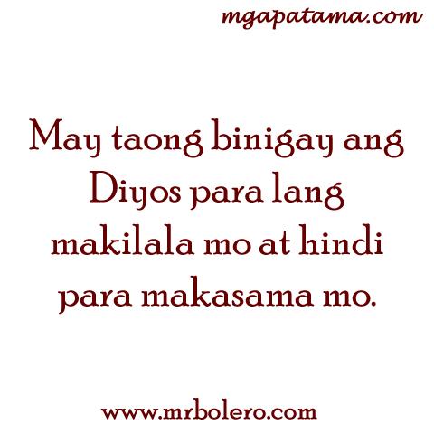 Makilala quotes