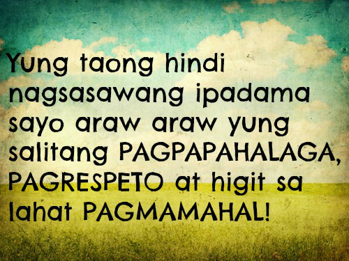 Best Tagalog Sad Love Quotes Collections