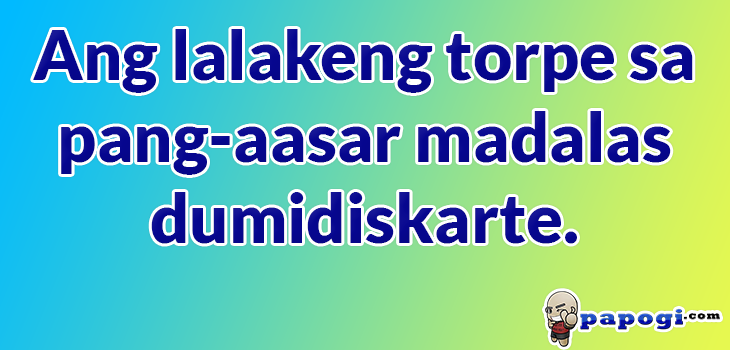 Diskarte Tagalog Quotes