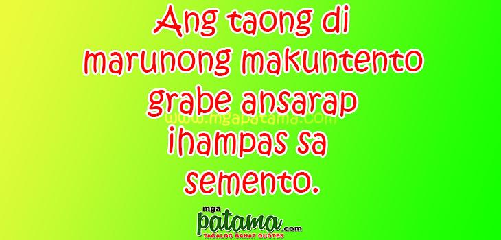 Semento Manloloko Love Quotes