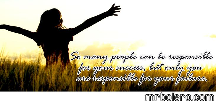 Success Sometimes Failure Quotes