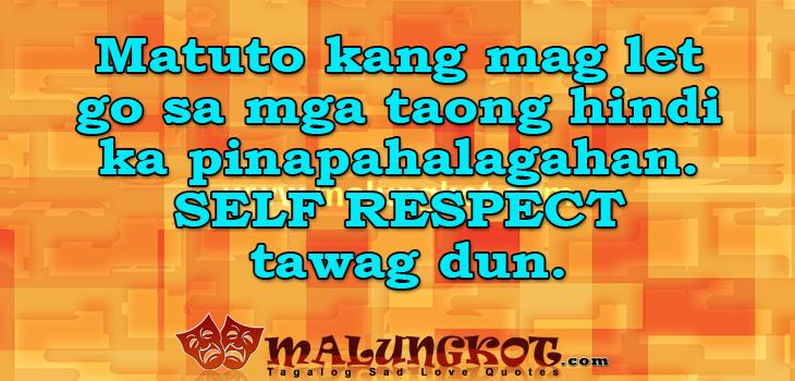 English - Tagalog Love Quotes