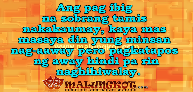 Best Tagalog Love Quotes