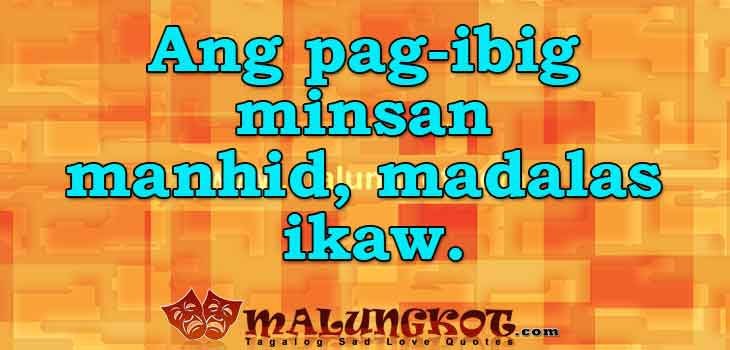 Hugot/Whogoat Quotes