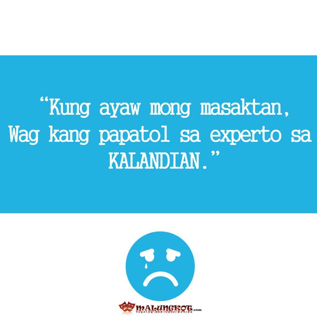 Tagalog love qoutes