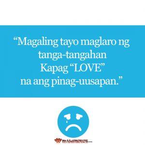 2016BEST sad love tagalog qoutes
