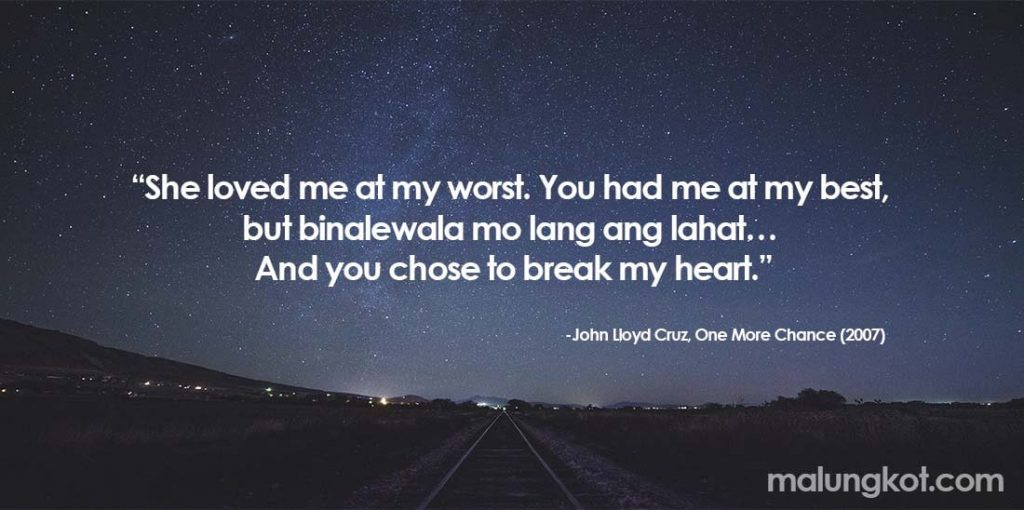 Hugot Quotes