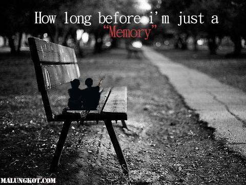SAD MEMORIES QUOTES 7