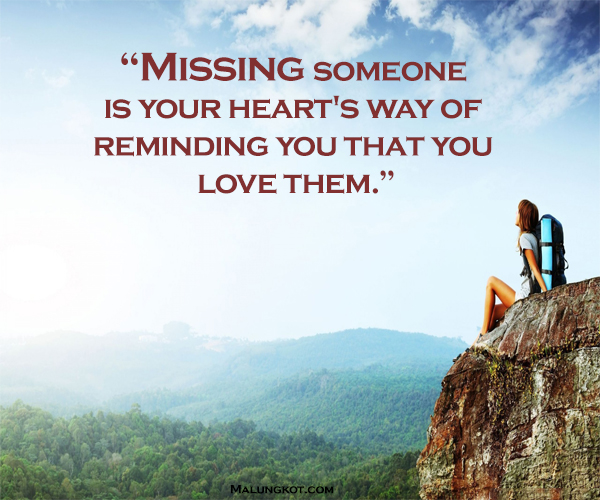 MISSING SOMEONE QUOTES THAT CAN MAKE YOU CRY 2