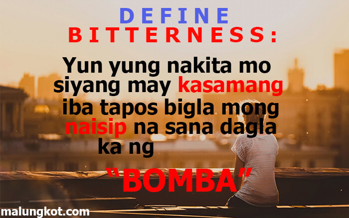 TOP 10 TAGALOG BITTER QUOTES 2