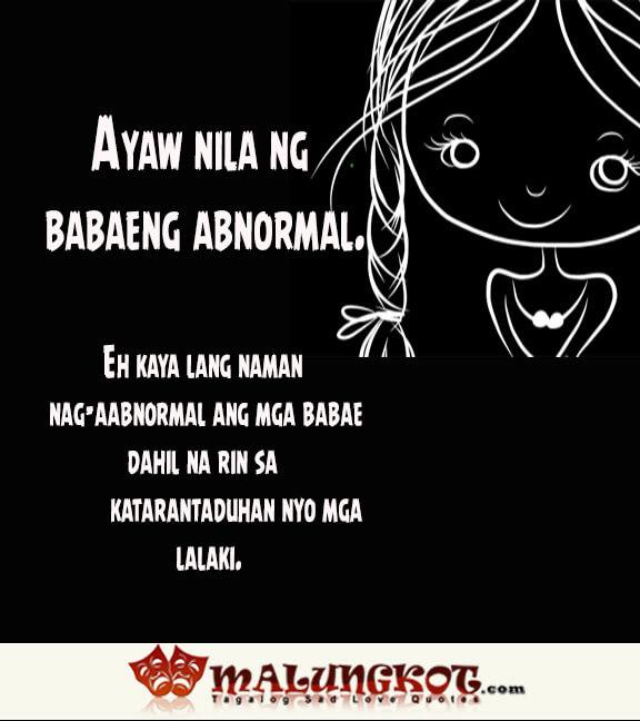 Mga ayaw ng mga lalaki at sagot ng mga babae 11