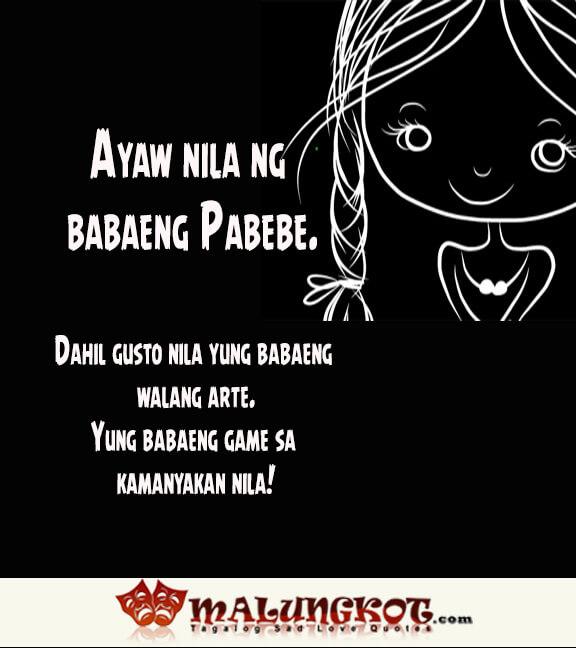 Mga ayaw ng mga lalaki at sagot ng mga babae 12