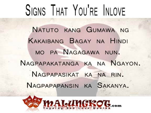 Signs That You're Inlove 6