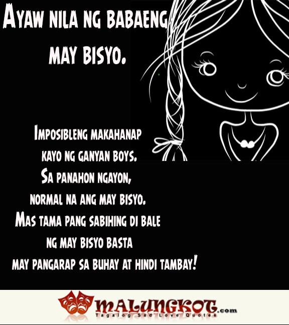 Mga ayaw ng mga lalaki at sagot ng mga babae 7