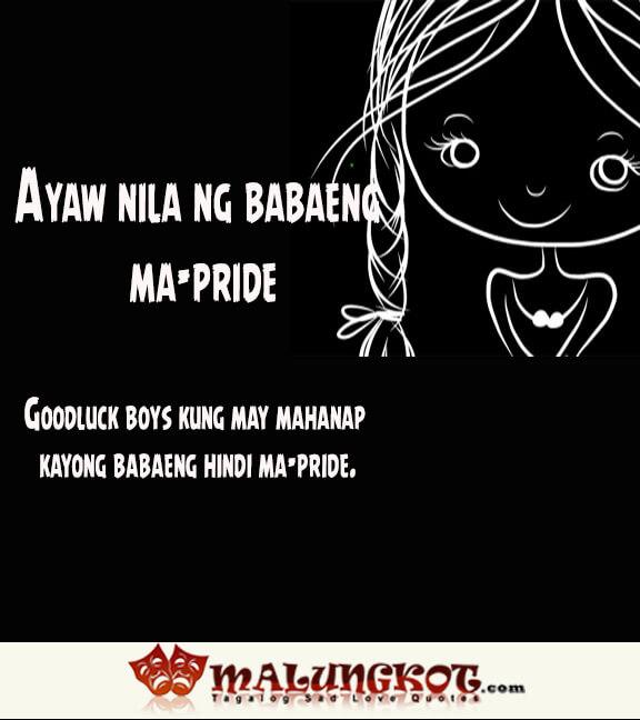 Mga ayaw ng mga lalaki at sagot ng mga babae 8