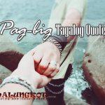 Pag-big Tagalog Quotes