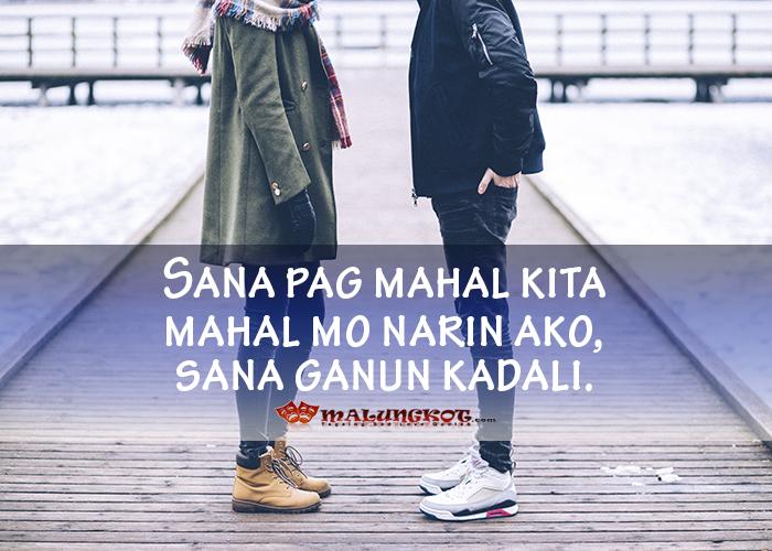 Tagalog Hugot Quotes