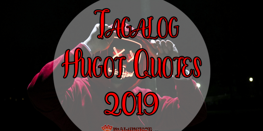 Tagalog Patama Hugot Lines