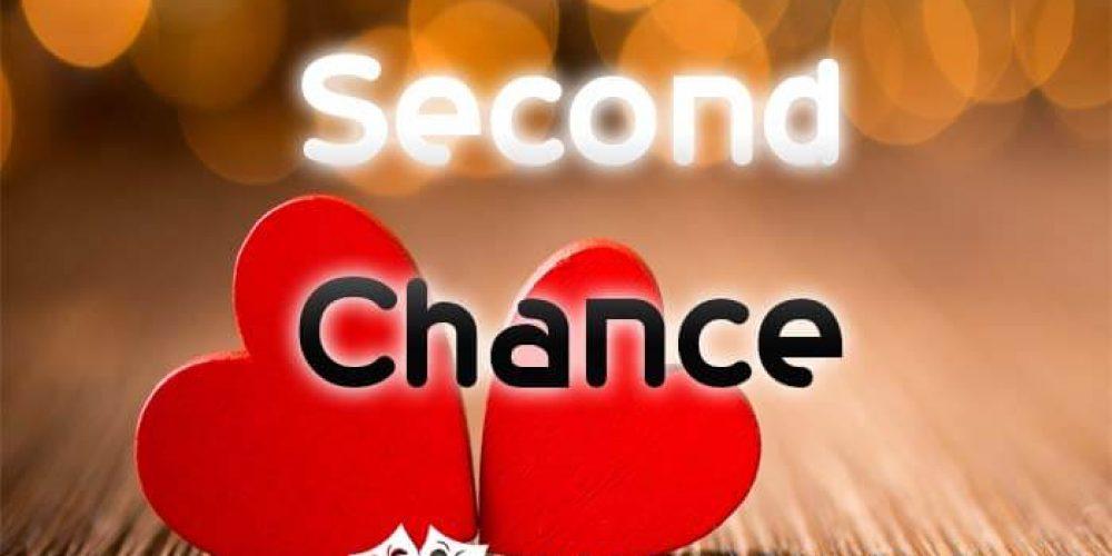 Best Second Chances Quotes