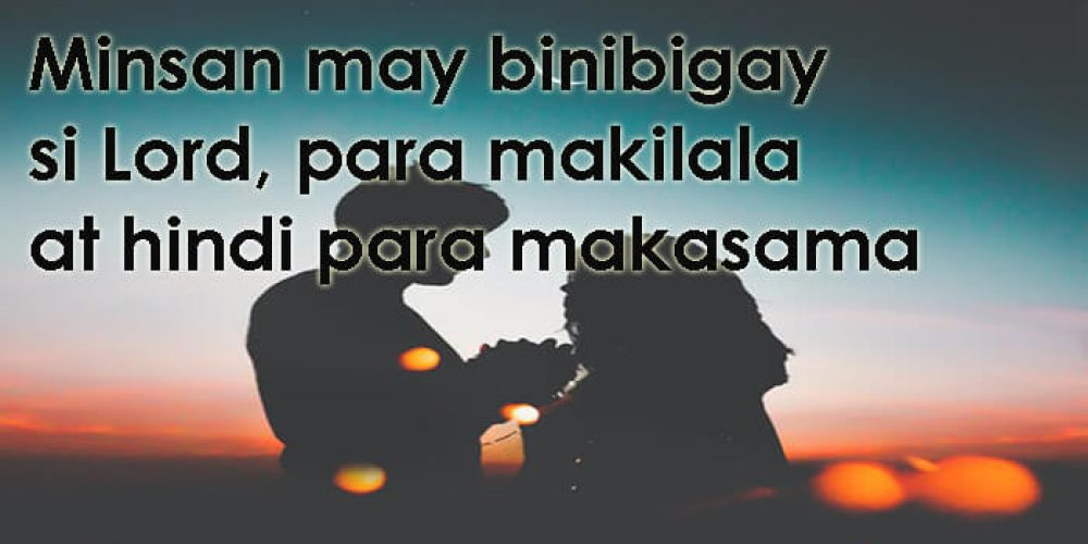 """""""TOP 10 best tagalog love quotes 2017"""""""
