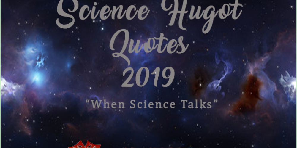 Science Hugot Quotes