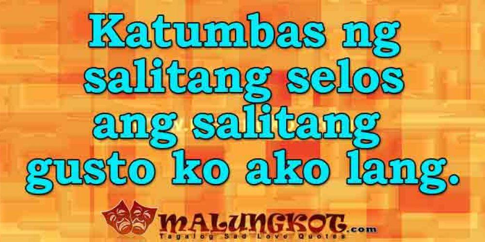 Malungkot Quotes (English/Tagalog)