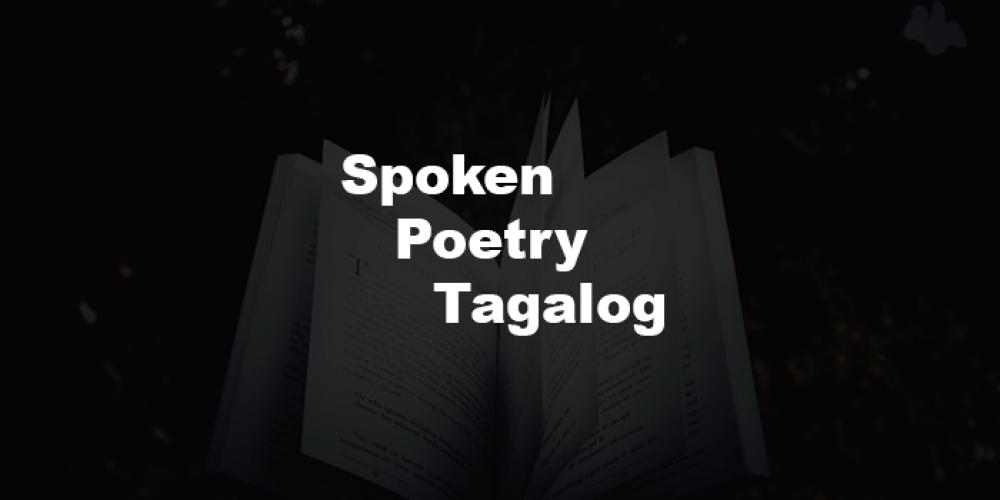 Spoken Poetry Tagalog ng mga Niloko
