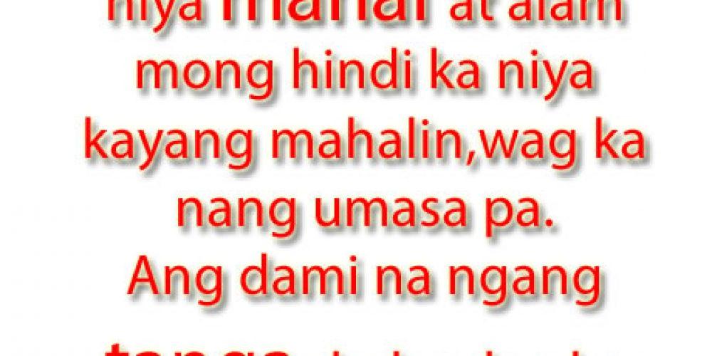 Lungkot Quotes – Tanga Quotes