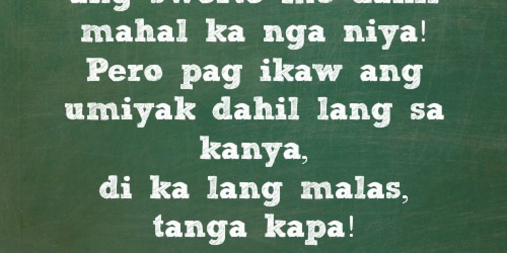 Best Tagalog Love Quotes for Valentines Day