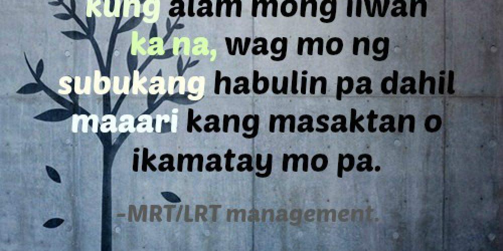 Tagalog Sad Love Quotes – Simpleng Banat