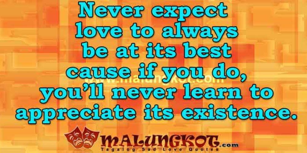 English/Tagalog Love, Breakup, Inspiring and Barkada Quotes (Mixed Quotes)