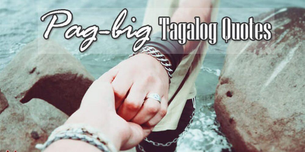 Pag-ibig Tagalog Quotes